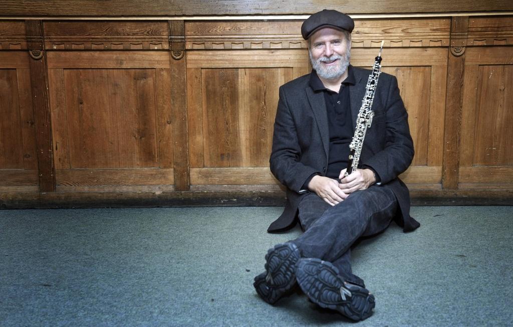 2019.11.17 Henrik Goldschmidt, oboist og musiker i Det Kongelige Kapel. Modtager KDs Pris 2016.